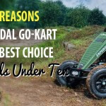10 Reasons Why Pedal Go-Kart Is the Best Choice for Kids Under Ten