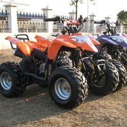 Gas ATV for Kids: //www.kidsatvsale.com/wp-content/uploads/110cc-Four-Wheelers-7-Tires-Atvs.jpg||//www.amazon.com/gp/product/B00305IIS8/?tag=kidsatvs-20