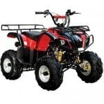 110cc four-wheeler for kids