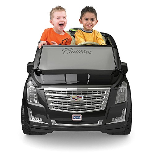Power Wheels Cadillac Escalade Truck Ride On Toy