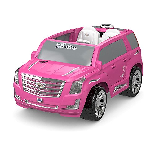 Barbie Cadillac Escalade