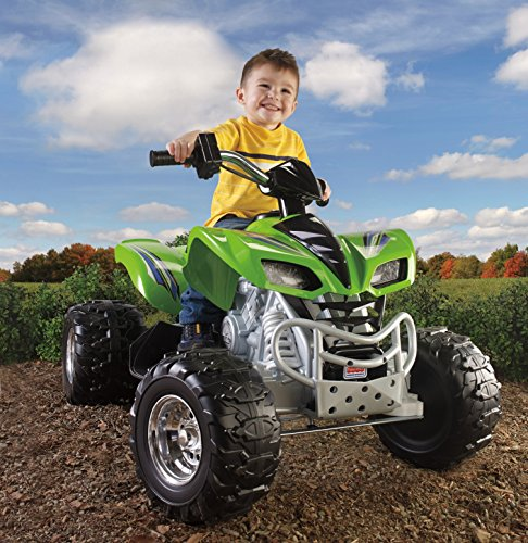 Proper location in united states to ride kids 4 wheeler with electric start