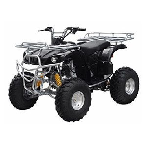 Gas ATV for Kids: //www.kidsatvsale.com/wp-content/uploads/ATA-150D-TaoTao-Kids-Gas-150cc-Utility-ATV-Black.jpg||//www.amazon.com/gp/product/B00J4TWA6U/?tag=kidsatvs-20
