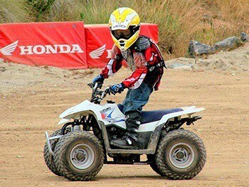ATV Safety gears for kids
