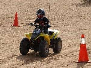 Four-wheeler for Kids