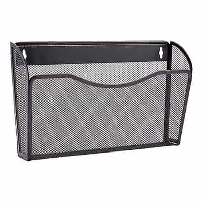 AmazonBasics Mesh Bin Office Wall