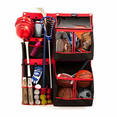 Crawford Ultimate Sports Equipment Organizer