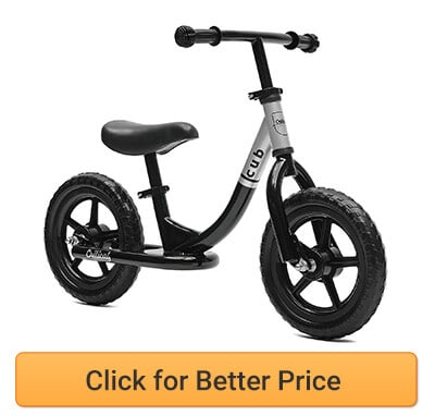 Critical Cycles Cub No-Pedal Balance Bike for Kids better price