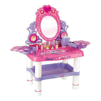 Dimple Princess Vanity Set