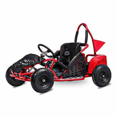 FITRIGHT Electric Go-Kart