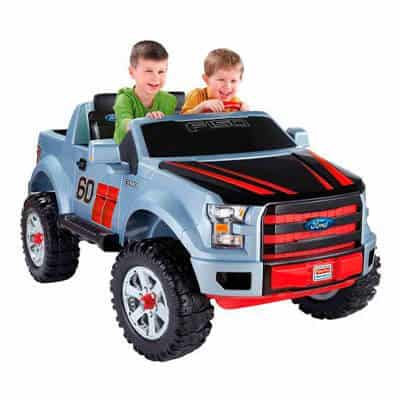 Fisher-Price Power Wheels Ford Extreme