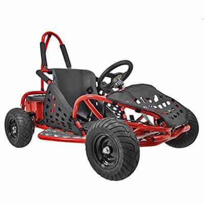 Go-Bowen Baja Electric Kids Go-Kart
