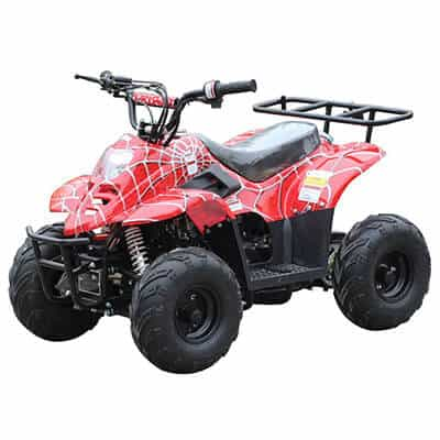 ICEbear 110cc ATV Four-Wheeler for Kids