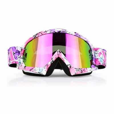 JAMIEWIN Motorcycle Goggles