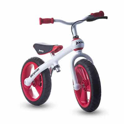 Joovy Bicycoo Balance Bike Red