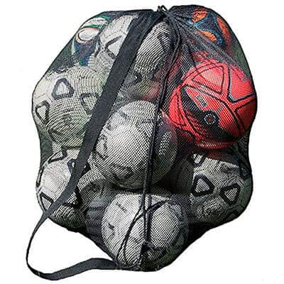 Keeble Outlets Mesh Ball Bag