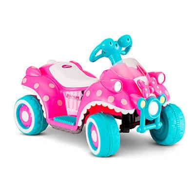 Kid Trax Disney Minnie Mouse Quad