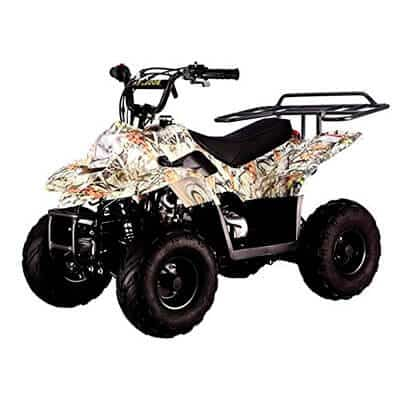 MOUNTOPZ 110cc ATV 4 wheeler