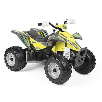 Peg Perego Polaris Outlaw Electric Kids 4 Wheeler