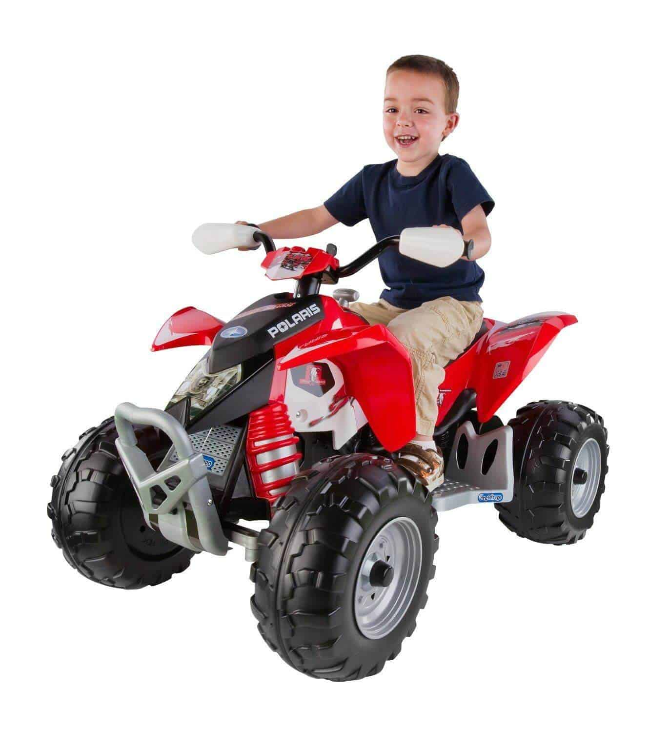 Peg Perego Ride On Toys >> Peg Perego Atvs For Kids Top Models Reviewed