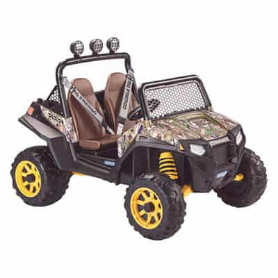 Peg Perego Ride-On Toy - Polaris RZR 900