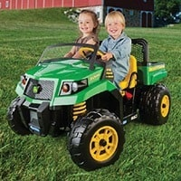 ATV for kids Peg Perego John Deere Gator XUV