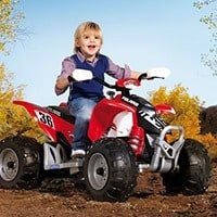 ATV for kids Peg Perego Polaris Outlaw