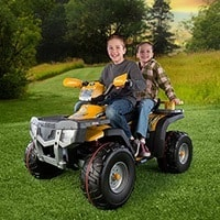 ATV for kids Peg Perego Polaris Sportsman XP 850