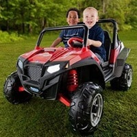 ATV for kids Peg Perego RZR Polaris Ranger