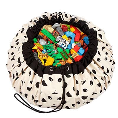 Play Mat and Toy Storage Bag
