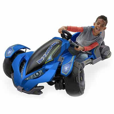Power Wheels Boomerang
