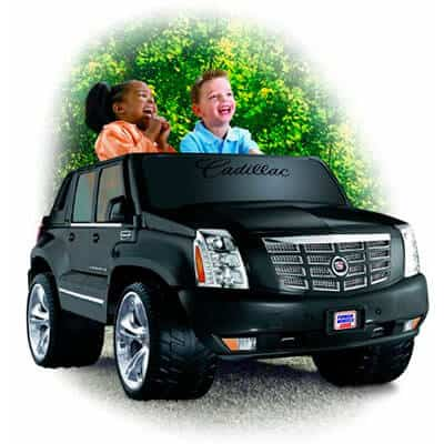 Power Wheels Cadillac Escalade Truck