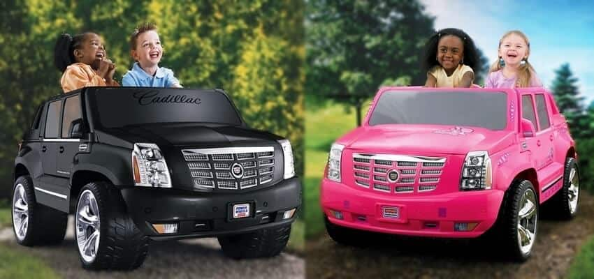 Power Wheels Cadillac Escalade Review