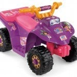 Power Wheels Dora The Explorer mini Quad