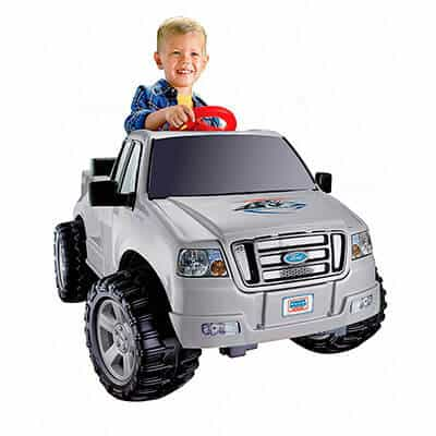Power Wheels Ford Lil F-150