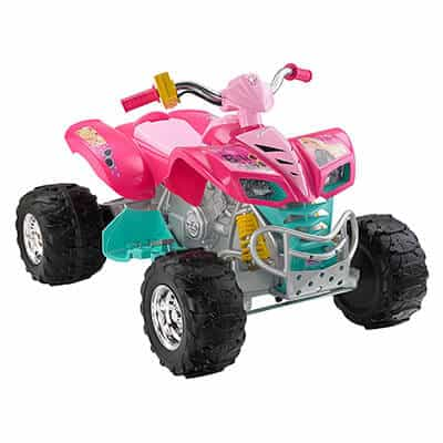Power Wheels Hot Wheels Kawasaki KFX Quad