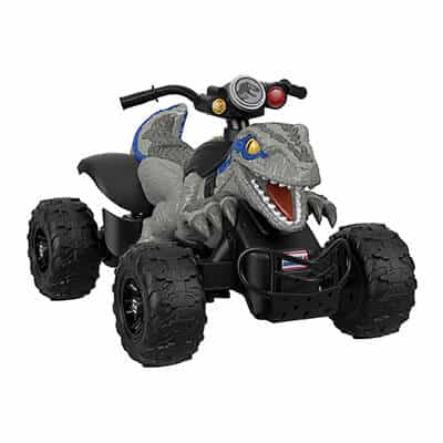 Power Wheels Jurassic World