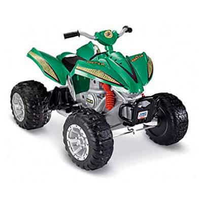 Power Wheels with Monster Traction