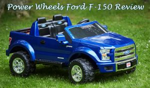 Power wheels ford