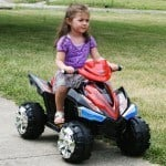 Pro Circuit Hero 4 Wheeler Ride-On toy