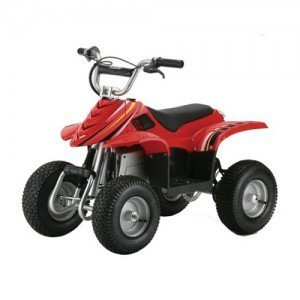 Razor Dirt Quad Electric Four Wheeled Off Road Vehicle