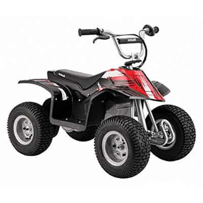 Razor Dirt Quad Electric Four-Wheeler