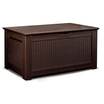 Rubbermaid Patio Outdoor Storage Box