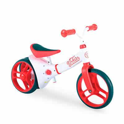Yvolution Baby Balance Bike for Toddlers