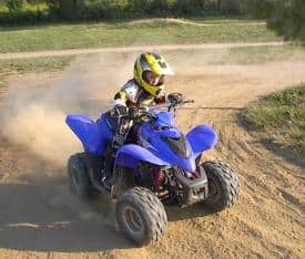 ATV for kids getting started tips
