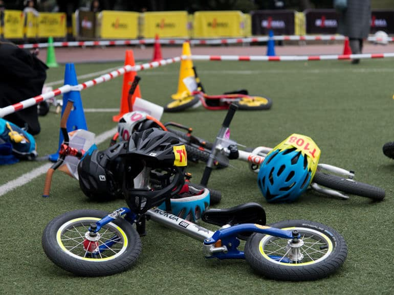balance bike kids competition