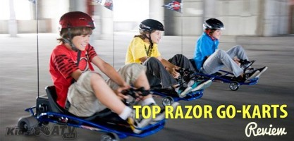 Top Razor Go-Karts Review