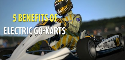 5 Benefits of Electric Go-karts