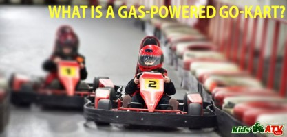 Powerful go cart for kids