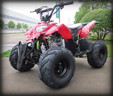 Cheap four-wheeler for kids
